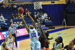 Belles  remain tied for first in LSC with win over UTPB