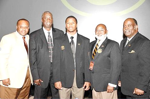 GSU QB Williams receives excellence award