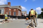 Hoover Hall to be opened October 31