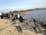 Residents Volunteer to Clean Up Waterfront