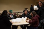 Ramapo Students Build and Take Home Teddy Bears in Stuff-A-Plush Event