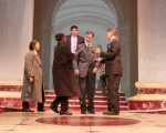 Modern Shakespeare hits stage