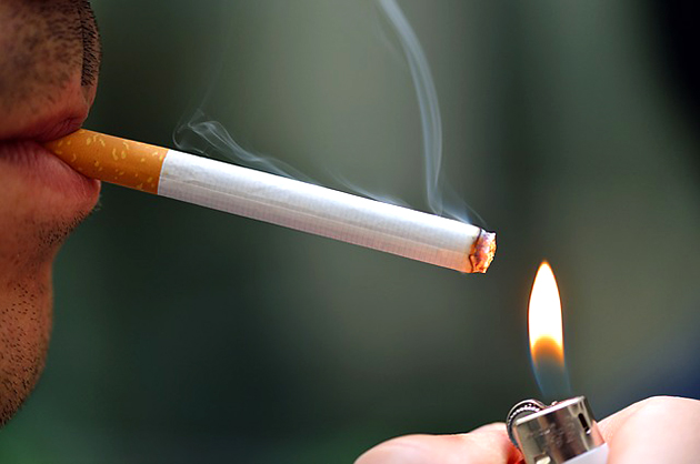 Advocating for raising the smoking age to 21