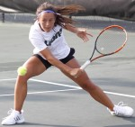 Tennis impresses in UWF Fall Fling
