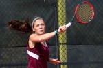 Women's tennis makes it to finals in athletic tournament