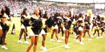 Cheerleaders want 'respek' on their name