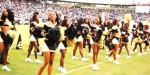 Cheerleaders want 'respek' on their name