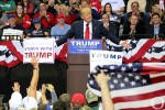 Trump rally inspires supporters, draws record crowd to Sun Dome