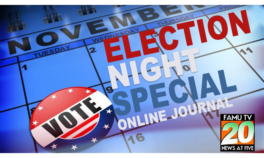 Election Night Special Online Journal