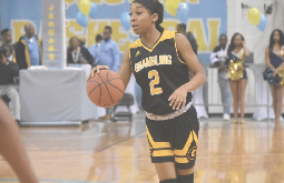Hill ties GSU, SWAC record for steals in loss to Jackson State