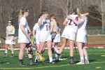 Women's lacrosse falls to St. Thomas Aquinas, 14-13