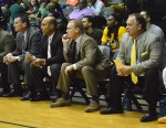 Ladner rebuilds mens basketball staff