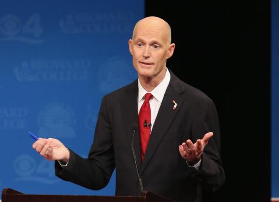 Gov. Scott proposes $500 million plan for safer schools