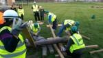 Emergency response team offers disaster training