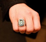 SENIOR RINGS FOR 'INTEGRITY, FORTITUDE AND FIDELITY'