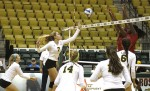 Lady Lions win first SC match but drops ball at game two