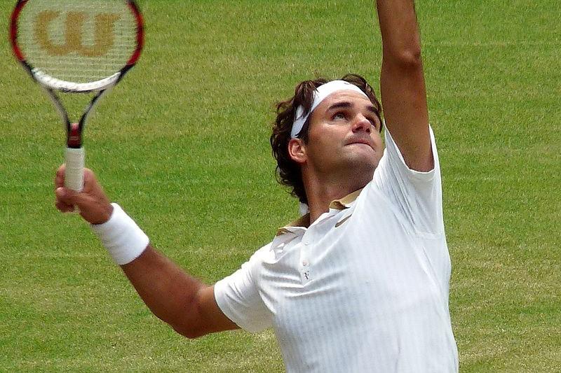 Ruthless Federer thrashes Bemelmans in Rotterdam