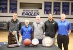 Men's Basketball celebrates NJCAA national win