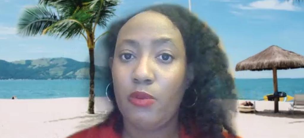 Author Amina Gautier discusses literary technique at online event