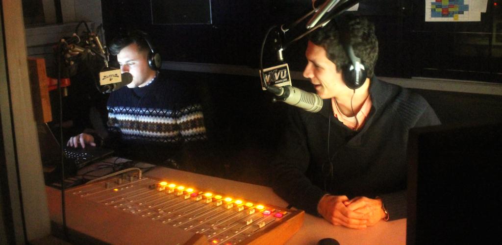 WXVU Villanova Radio soars with record student participation
