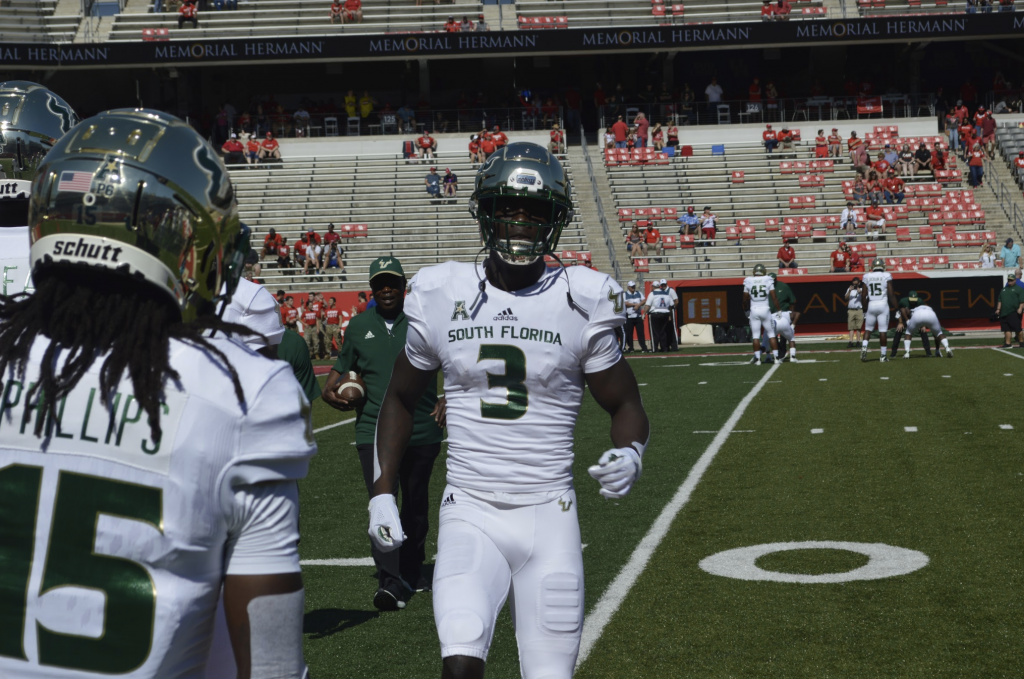 Even after loss, USF can still contend for conference title