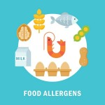 The Café offers alternatives for students with allergies