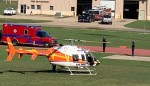 Boy airlifted from GSU