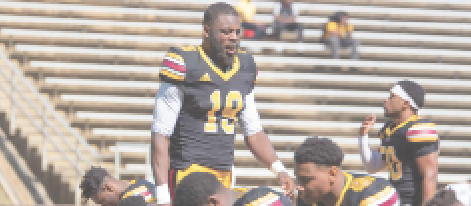 Tigers pick up third win, beat UAPB 39-33