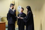 Kheireddine and Kent officially sworn into office
