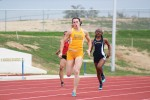 Track teams take home titles at the cactus cup