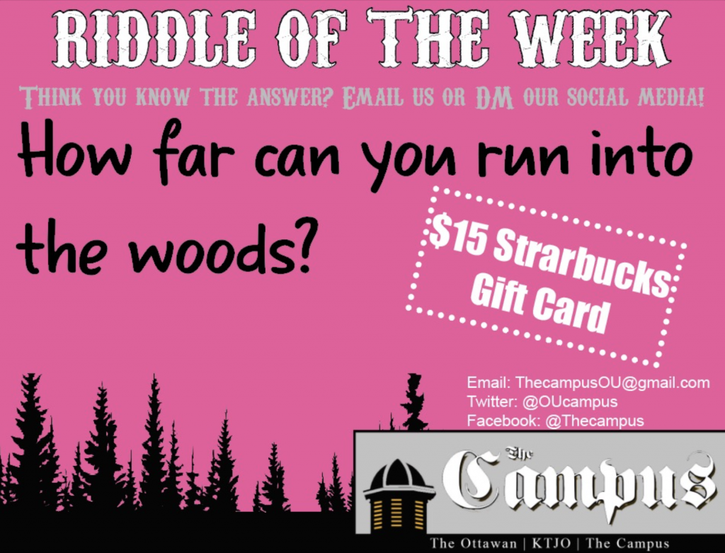 2/7/2020 RIDDLE OF THE WEEK