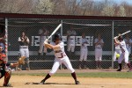 Softball Splits Double-Header with William Paterson