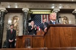Trump delivers State of the Union in hope of change