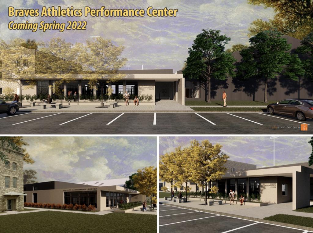Braves Athletic Performance Center