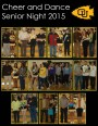 2015 Cheer and Dance Senior Night