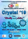 Crystal 19' Health Fair to provide health awareness for all students