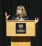 Free speech concerns dominate State of the University address
