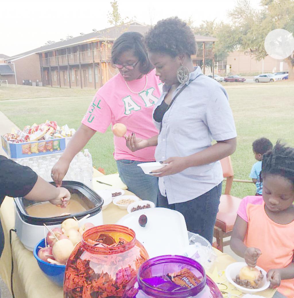 BCM sponsors 'Octoberfest', Bible study