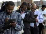 Jobless rate for Black men jumps
