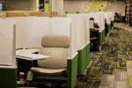Library hires monitors to enforce quiet zone rules
