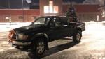 Tree truck triggers holiday feelings