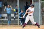 Softball Team Beats Kean in First Game of Doubleheader