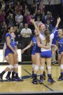 Belles remain undefeated at home