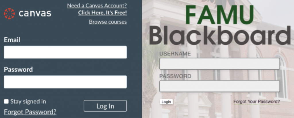 FAMU Transitions into a new Learning Management System
