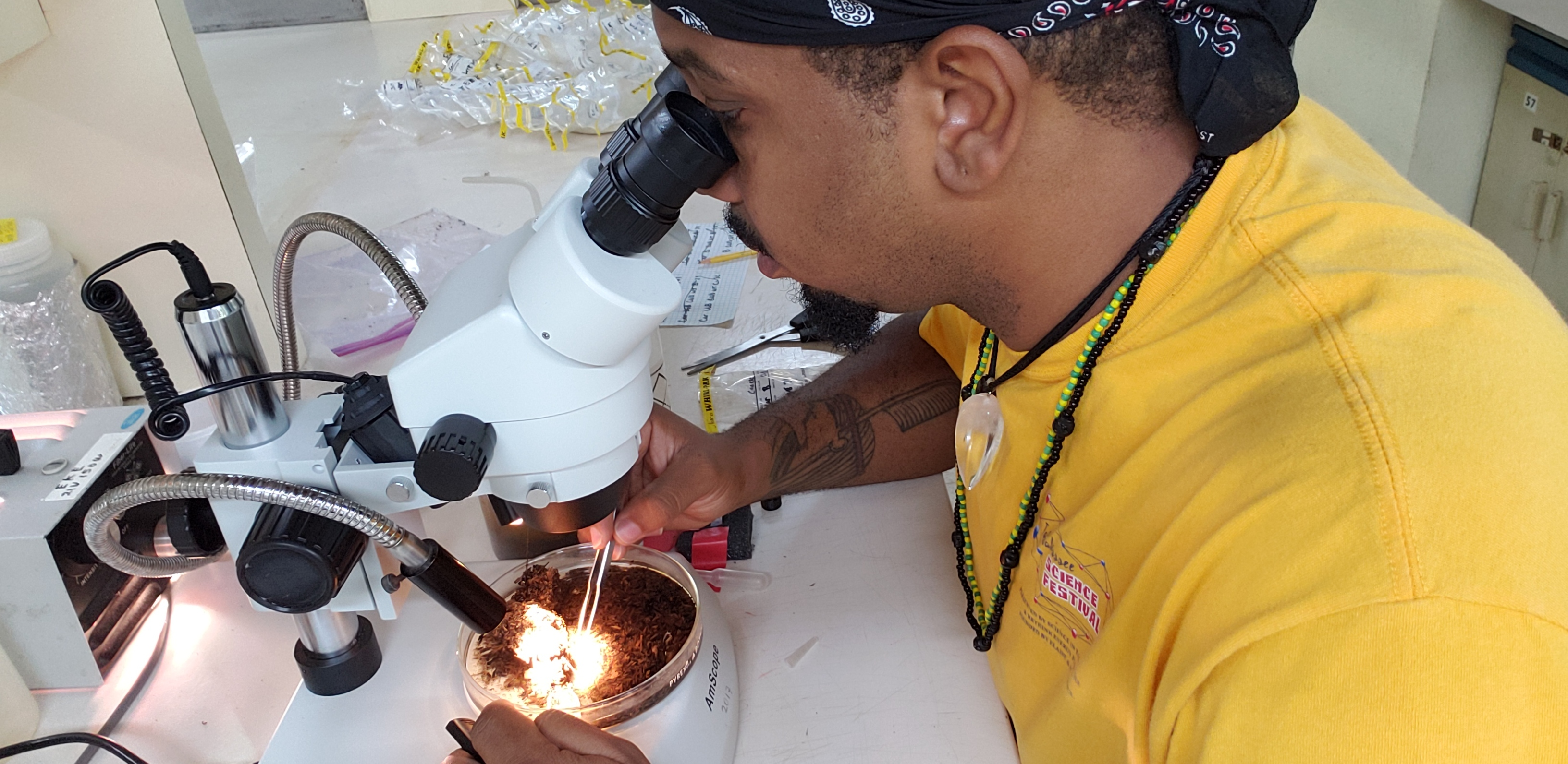 FAMU student conducts groundbreaking research in Central America