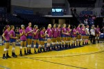 Volleyball scores fourth consecutive sweep