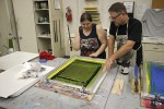 Palmetto Press sells and prints T-shirts at 2nd Annual Print Jam
