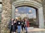 The Ramapo News visits Duke Farms for a reporting workshop