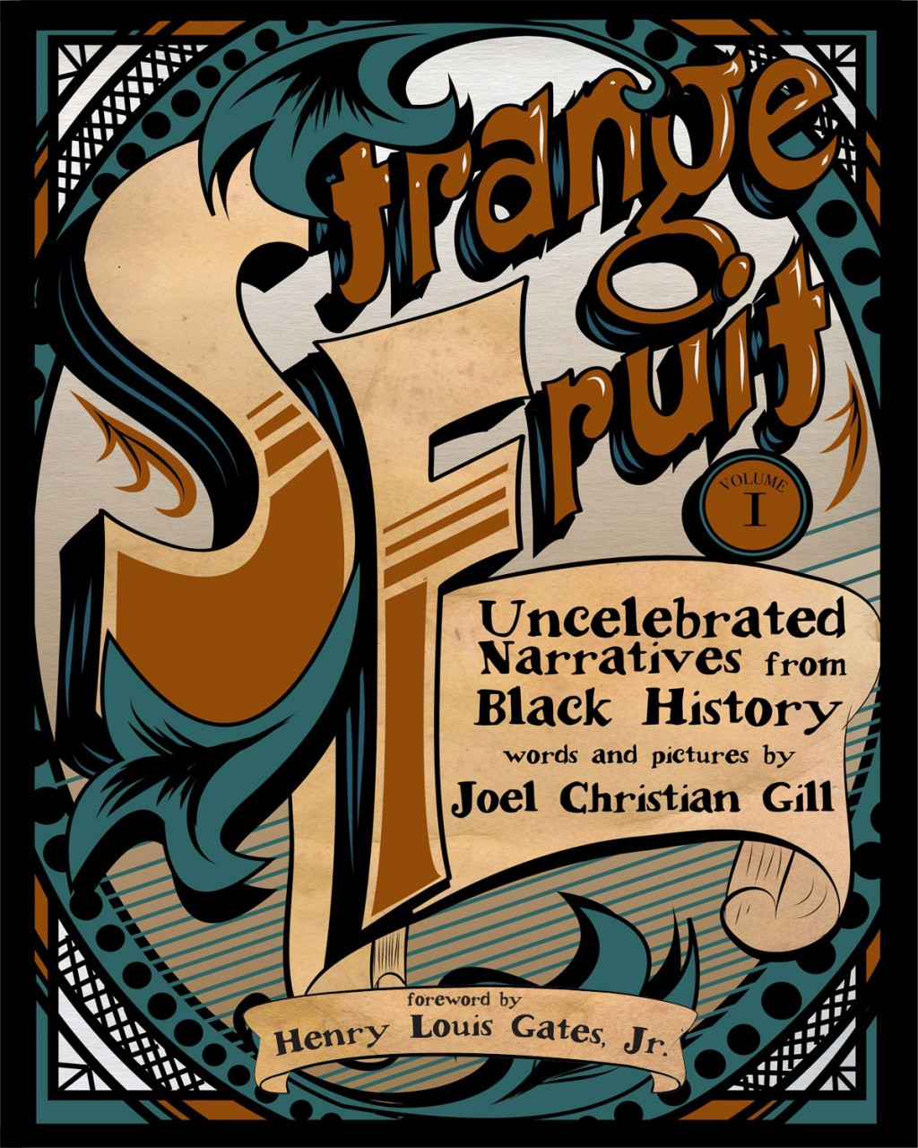 Strange Fruit book cover