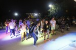 Students end first week of classes with block party